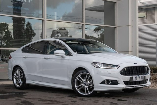 Used Ford Mondeo MD 2018.25MY Titanium PwrShift, 2018 Ford Mondeo MD 2018.25MY Titanium PwrShift 6 Speed Sports Automatic Dual Clutch Hatchback