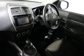 2013 Mitsubishi ASX XB MY13 Silver 6 Speed Sports Automatic Wagon