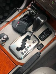 2005 Toyota Landcruiser HDJ100R Sahara White 5 Speed Automatic Wagon