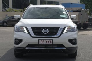 2018 Nissan Pathfinder R52 Series III MY19 ST-L X-tronic 2WD Ivory Pearl 1 Speed Constant Variable