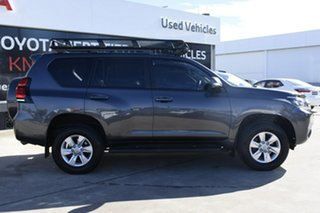 2018 Toyota Landcruiser Prado GDJ150R MY18 GXL (4x4) Graphite 6 Speed Automatic Wagon