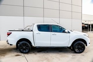 2016 Mazda BT-50 UR0YF1 GT Cool White 6 Speed Sports Automatic Utility