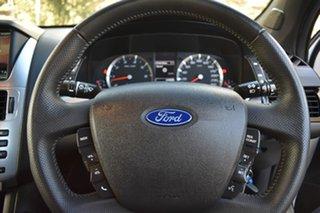 2016 Ford Falcon FG X XR6 Ute Super Cab Turbo White 6 Speed Manual Utility