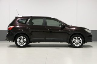 2013 Nissan Dualis J10 MY13 +2 ST (4x2) Purple 6 Speed CVT Auto Sequential Wagon