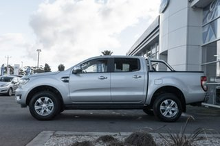 2019 Ford Ranger PX MkIII 2019.00MY XLT Pick-up Double Cab 4x2 Hi-Rider Silver 6 Speed