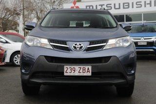 2014 Toyota RAV4 ASA44R MY14 GX AWD Grey 6 Speed Sports Automatic Wagon.