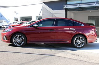 2018 Hyundai Sonata LF4 MY18 Premium Valentine Red 8 Speed Automatic Sedan