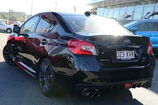 2017 Subaru WRX V1 MY18 STI AWD spec.R Black 6 Speed Manual Sedan.