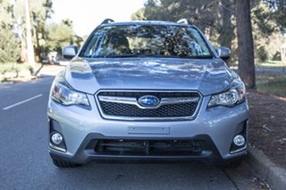 2016 Subaru XV G4X MY16 2.0i Lineartronic AWD Silver 6 Speed Constant Variable Wagon