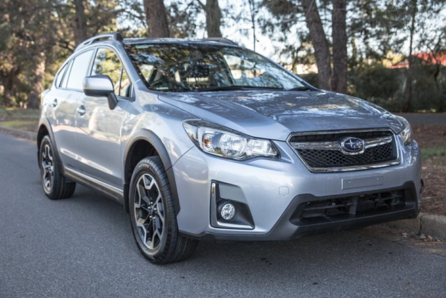 Used Subaru XV G4X MY16 2.0i Lineartronic AWD, 2016 Subaru XV G4X MY16 2.0i Lineartronic AWD Silver 6 Speed Constant Variable Wagon