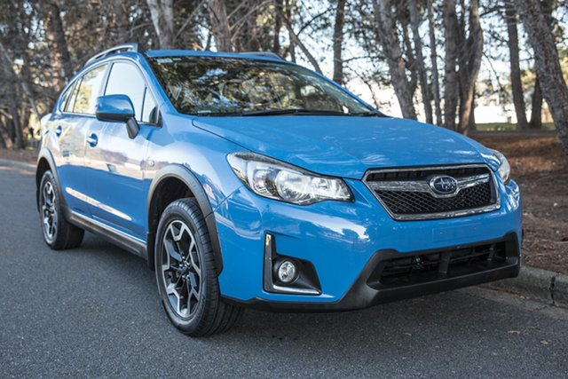 Used Subaru XV G4X MY16 2.0i Lineartronic AWD, 2016 Subaru XV G4X MY16 2.0i Lineartronic AWD Blue 6 Speed Constant Variable Wagon