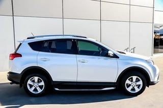 2012 Toyota RAV4 ALA49R Cruiser AWD White, Crystal Pearl 6 Speed Sports Automatic Wagon