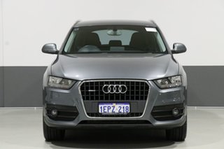 2014 Audi Q3 8U MY14 2.0 TDI Quattro (103kW) Grey 7 Speed Auto Dual Clutch Wagon.