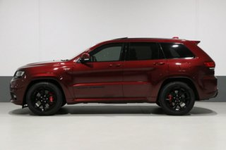 2019 Jeep Grand Cherokee WK MY19 SRT (4x4) Red 8 Speed Automatic Wagon