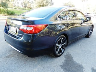 2015 Subaru Liberty B6 MY15 2.5i CVT AWD Premium Dark Grey 6 Speed Constant Variable Sedan.