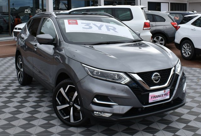 New Nissan Qashqai J11 Series 2 Ti X-tronic, 2019 Nissan Qashqai J11 Series 2 Ti X-tronic Gun Metallic 1 Speed Constant Variable Wagon