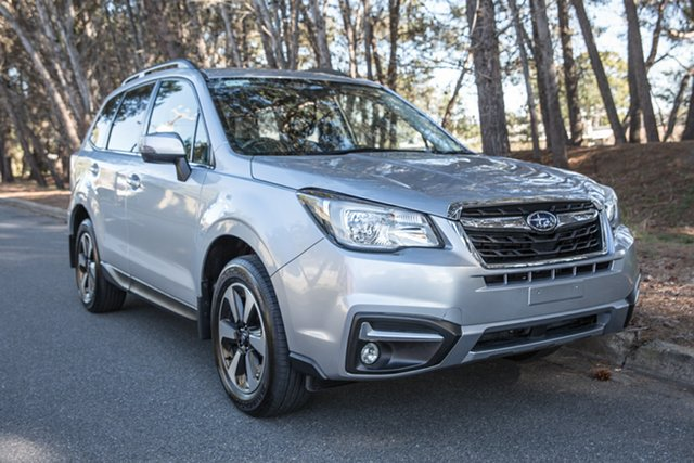 Used Subaru Forester S4 MY17 2.5i-L CVT AWD, 2016 Subaru Forester S4 MY17 2.5i-L CVT AWD Silver 6 Speed Constant Variable Wagon