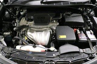 2011 Toyota Camry ASV50R Atara S Black 6 Speed Automatic Sedan