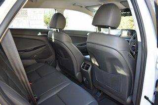 2018 Hyundai Tucson TL2 MY18 Elite D-CT AWD Pure White 7 Speed Sports Automatic Dual Clutch Wagon