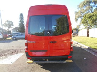 2012 Mercedes-Benz Sprinter 906 MY12 313 CDI MWB Red 7 Speed Automatic Van