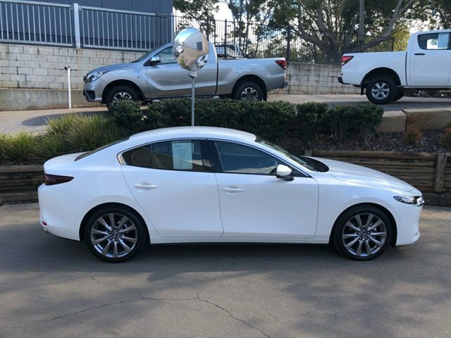 Demo Mazda 3 BP2SLA G25 SKYACTIV-Drive GT, 2019 Mazda 3 BP2SLA G25 SKYACTIV-Drive GT 6 Speed Sports Automatic Sedan