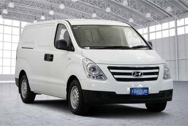 Used Hyundai iLOAD TQ3-V Series II MY16 , 2016 Hyundai iLOAD TQ3-V Series II MY16 White 6 Speed Manual Van