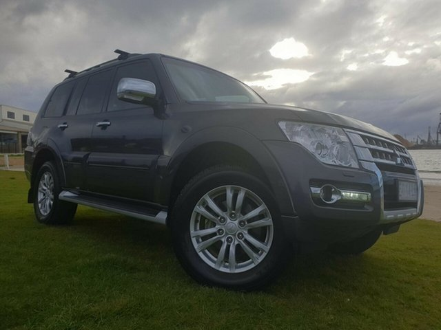 Used Mitsubishi Pajero NX MY15 GLX, 2015 Mitsubishi Pajero NX MY15 GLX Graphite 5 Speed Sports Automatic Wagon