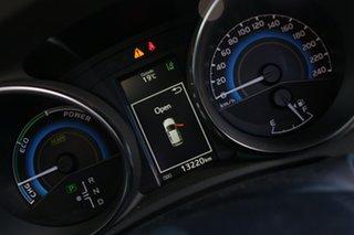 2018 Toyota Corolla ZWE186R Hybrid E-CVT Crystal Pearl Constant Variable Hatchback Hybrid
