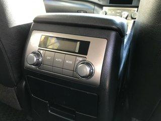 2012 Toyota Kluger GSU45R MY12 KX-S AWD White 5 Speed Sports Automatic Wagon