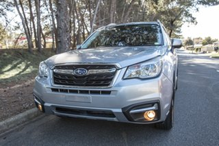 2016 Subaru Forester S4 MY17 2.5i-L CVT AWD Silver 6 Speed Constant Variable Wagon