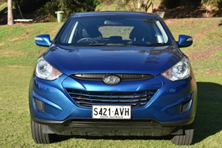 2012 Hyundai ix35 LM MY12 Active Blue 6 Speed Sports Automatic Wagon