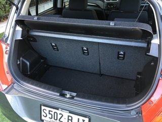 2015 Suzuki Swift FZ MY15 GL Grey 4 Speed Automatic Hatchback