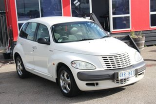 2000 Chrysler PT Cruiser PT Limited White 4 Speed Automatic Wagon.