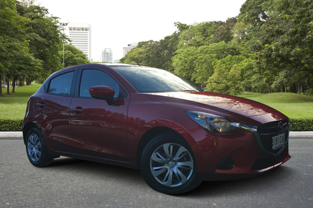 Demo Mazda 2 DJ2HAA Neo SKYACTIV-Drive, 2019 Mazda 2 DJ2HAA Neo SKYACTIV-Drive Soul Red 6 Speed Sports Automatic Hatchback