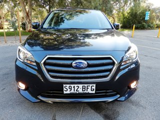 2015 Subaru Liberty B6 MY15 2.5i CVT AWD Premium Dark Grey 6 Speed Constant Variable Sedan