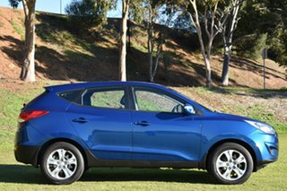 2012 Hyundai ix35 LM MY12 Active Blue 6 Speed Sports Automatic Wagon.