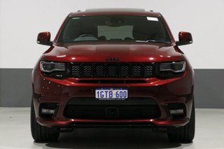 2019 Jeep Grand Cherokee WK MY19 SRT (4x4) Red 8 Speed Automatic Wagon.