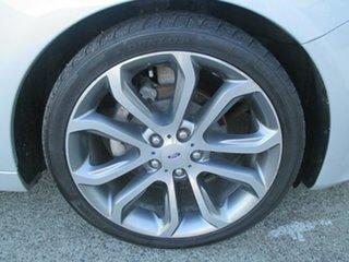 2012 Ford Falcon FG MkII XR6 Limited Edition Silver 6 Speed Sports Automatic Sedan
