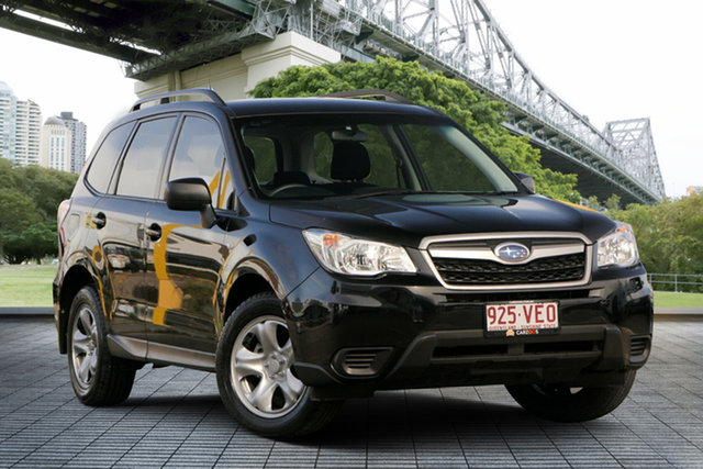 Used Subaru Forester  , S4 MY14 2.5I-L WAG 5DR LIN 6SP 496KG