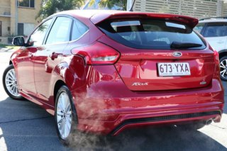 2017 Ford Focus LZ Sport Red 6 Speed Automatic Hatchback.