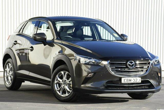 Demo Mazda CX-3 DK2W7A Maxx SKYACTIV-Drive FWD Sport, 2019 Mazda CX-3 DK2W7A Maxx SKYACTIV-Drive FWD Sport Silver 6 Speed Sports Automatic Wagon