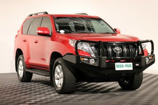 2016 Toyota Landcruiser Prado GDJ150R GXL Wildfire 6 Speed Sports Automatic Wagon.
