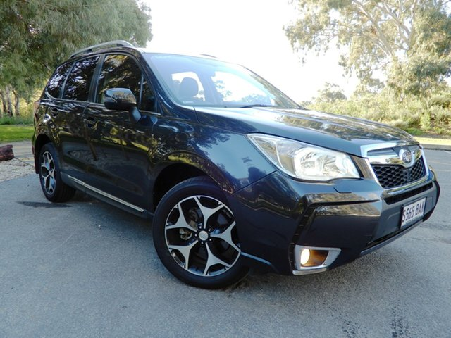 Used Subaru Forester S4 MY13 XT Lineartronic AWD, 2013 Subaru Forester S4 MY13 XT Lineartronic AWD Dark Grey 8 Speed Constant Variable Wagon