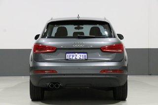 2014 Audi Q3 8U MY14 2.0 TDI Quattro (103kW) Grey 7 Speed Auto Dual Clutch Wagon