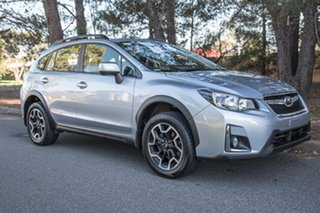 2016 Subaru XV G4X MY16 2.0i Lineartronic AWD Silver 6 Speed Constant Variable Wagon.