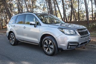 2016 Subaru Forester S4 MY17 2.5i-L CVT AWD Silver 6 Speed Constant Variable Wagon.