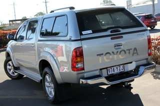 2009 Toyota Hilux KUN26R MY09 SR5 Sterling Silver 4 Speed Automatic Utility