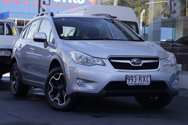 Used Subaru XV G4X MY12 2.0i Lineartronic AWD, 2011 Subaru XV G4X MY12 2.0i Lineartronic AWD Silver 6 Speed Constant Variable Wagon