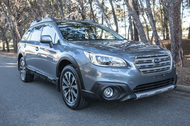 Used Subaru Outback B6A MY15 2.5i CVT AWD Premium, 2015 Subaru Outback B6A MY15 2.5i CVT AWD Premium Grey 6 Speed Constant Variable Wagon
