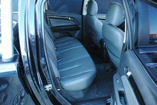 2014 Holden Colorado RG MY15 LTZ Crew Cab Metallic Black 6 Speed Manual Utility